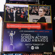 Abigail Savage 24th Annual Screen Actors Guild Awards - Times Square Viewing
