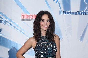Abigail Spencer SiriusXM's Entertainment Weekly Radio Channel Broadcasts From Comic Con 2017 - Day 1