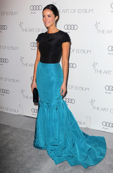 "Abigail Spencer - The Art Of Elysium's 6th Annual Black-tie Gala ""Heaven"" - Arrivals"