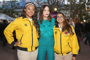 Abigail Spencer City Year Los Angeles' Spring Break: Destination Education