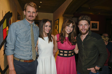 Abigail Spencer Josh Pence Audi Celebrates The Holidays In Aspen And Snow Polo 2014