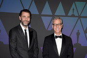 Andrew Form and Brad Fuller attend the Academy of Motion Picture Arts and Sciences' 10th annual Governors Awards at The Ray Dolby Ballroom at Hollywood & Highland Center on November 18, 2018 in Hollywood, California.