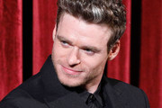 """Actor Richard Madden on stage during The Academy of Motion Picture Arts and Sciences official screening of """"Rocketman"""" at the MoMA, Celeste Bartos Theater on May 29, 2019 in New York City."""
