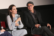 Angelina Jolie and Brad Pitt Photos Photo