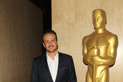 Actor Jason Segel  attends the Academy Of Motion Picture Arts and Sciences New Member Reception in New York at Lincoln Ristorante on October 5, 2015 in New York City.