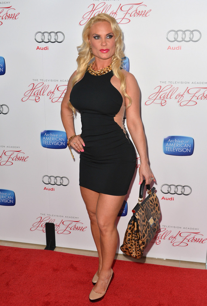 Coco Photos Red Carpet Arrivals At The Hall Of Fame