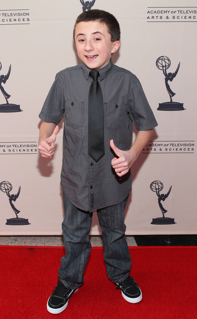 Atticus Shaffer 2017 Height