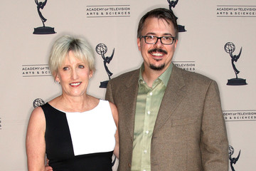 Vince Gilligan Academy Of Television Arts & Sciences' Producers Peer Group Emmy Pre-Party
