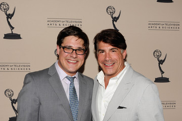 Bryan Batt Rich Sommer Academy Of Television Arts & Sciences' Writers Peer Group Emmy Celebration