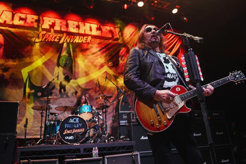 Ace Frehley Ace Frehley and Lita Ford Perform in Concert at Brooklyn Bowl Las Vegas