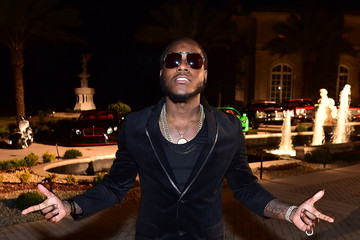 Ace Hood Rick Ross 40th Birthday Celebration