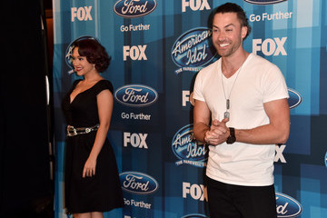 Ace Young FOX's 'American Idol' Finale For The Farewell Season - Arrivals
