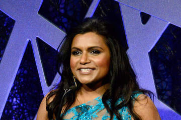 Actress Mindy Kaling 16th Costume Designers Guild Awards With Presenting Sponsor Lacoste - Show