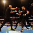 Adam Booth Anthony Joshua And Joseph Parker Media Workouts