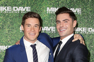 Adam DeVine 'Mike And Dave Need Wedding Dates' Fan Premiere - Arrivals