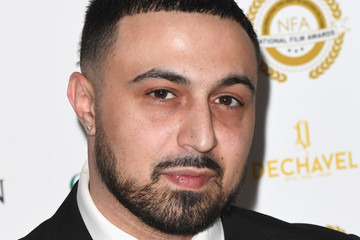 Adam Deacon National Film Awards UK - Red Carpet Arrivals