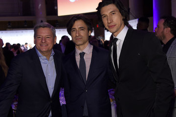 Adam Driver attend IFP's 29th Annual Gotham Independent Film Awards - Cocktails