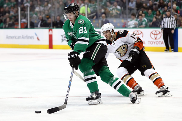 Anaheim Ducks vs. Dallas Stars