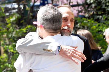 Adam Horovitz Adam Yauch Park Naming at Palmetto Playground