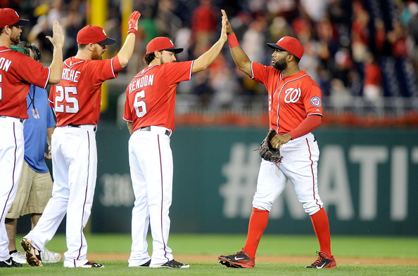 San Francisco Giants v Washington Nationals []