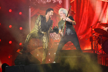 Adam Lambert 2019 Global Citizen Festival: Power The Movement - Performances