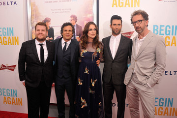 Adam Levine 'Begin Again' Premieres in NYC — Part 2