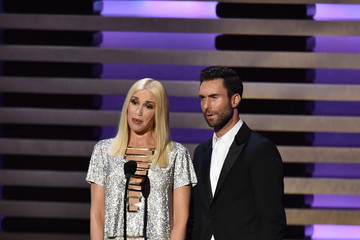 Adam Levine 66th Annual Primetime Emmy Awards Show