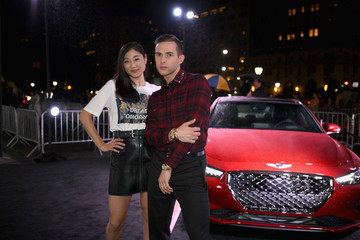 Adam Rippon Harper's BAZAAR Celebrates 'ICONS' By Carine Roitfeld At The Plaza Hotel