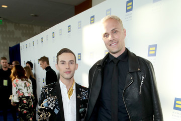 Adam Rippon The Human Rights Campaign 2019 Los Angeles Gala Dinner - Red Carpet