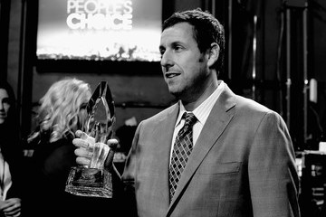 Adam Sandler Arrivals at the People's Choice Awards — Part 2