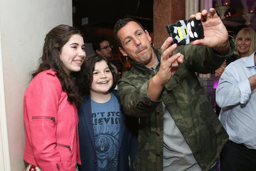 Adam Sandler World Premiere of the Netflix Film 'The Week Of' in New York City