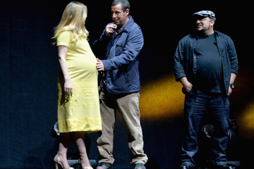 Adam Sandler 'The Big Picture' Presentation in Las Vegas