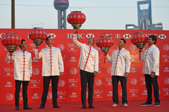WGC - HSBC Champions: Previews