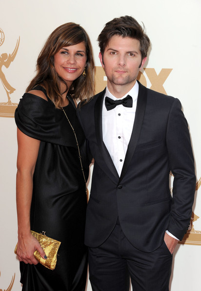 Adam Scott and Naomi Sablan Photos Photos - 63rd Annual ...