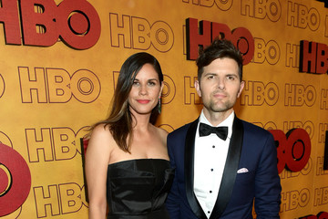 Adam Scott HBO's Post Emmy Awards Reception - Red Carpet