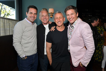 Adam Shankman David Burtka David Burtka Celebrates The Launch Of 'The Life Is A Party Cookbook' In Los Angeles With The Capital One Savor Credit Card
