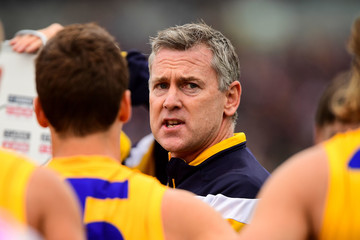Adam Simpson AFL Rd 17 - Fremantle v West Coast