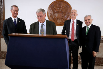 Adam Smith Senate Armed Services Members Discuss National Defense Authorization Act