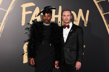Adam Smith Red Carpet Arrivals - Fashion For Relief London 2019
