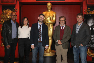 Adam Stockhausen The Academy of Motion Picture Arts and Sciences Hosts an Official Academy Screening of 'BRIDGE OF SPIES'