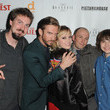 """Adam Wingard """"The Guest"""" Premiere Party At Brassaii"""