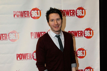 Adam Young Power 96.1's Jingle Ball 2012 - Press Room