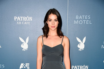 "Adelaide Kane Playboy And A&E ""Bates Motel"" Comic-Con Party - Arrivals - Comic-Con International 2014"