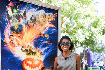 """Adina Porter Columbia Pictures And Sony Pictures Animation's """"Goosebumps 2: Haunted Halloween"""" Special Screening - Red Carpet"""