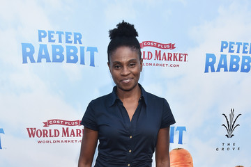 Adina Porter Premiere of Columbia Pictures' 'Peter Rabbit' - Red Carpet