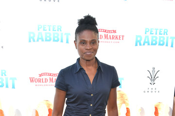 Adina Porter Premiere of Columbia Pictures' 'Peter Rabbit' - Arrivals
