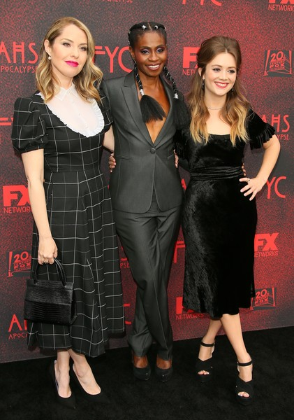 FYC Red Carpet For FX's 'American Horror Story: Apocalypse'