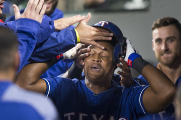 Adrian Beltre Texas Rangers v Seattle Mariners