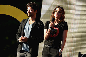 Adrian Grenier 2014 Global Citizen Festival In Central Park To End extreme Poverty By 2030 - Show