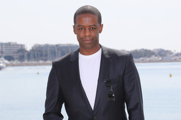 Adrian Lester 'Riviera' photocall - Cannes MIP TV 2017